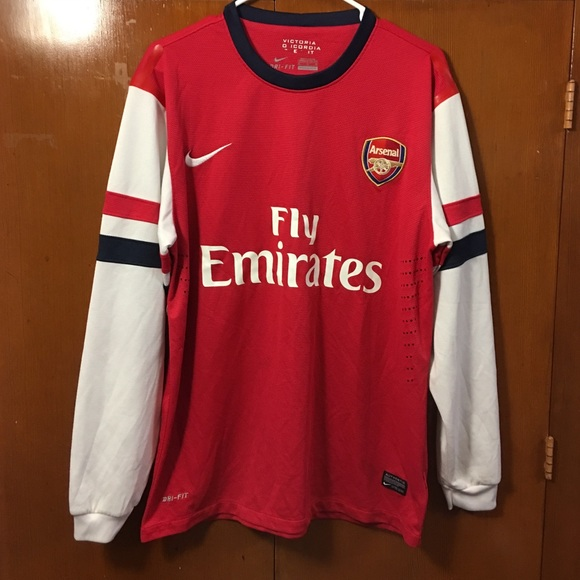 04caf0ffecc Arsenal Özil Men s Nike Authentic Jersey XL. M 5c3a0f0fbb7615c2d7f3a594